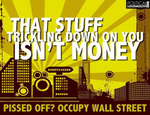 50 Best: New Occupy Wall Street Protest Signs