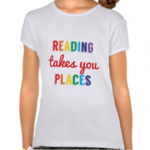Learning Candy Reading Takes You Places Motivation Shirts