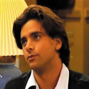 ... saved by the bell was when she knew Uncle Jesse made her so excited