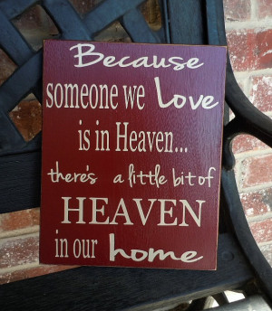 Heaven Quotes For Loved Ones