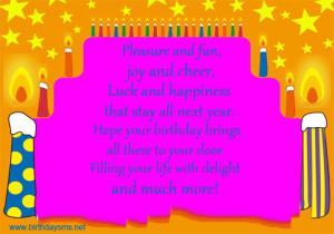 Happy Birthday Older Sister...
