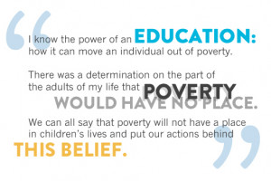 Know The Power Of An Education How It Can Move An Individual Out Of ...