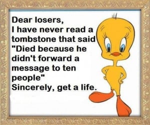 tweety bird quotesTweets Stuff, Tweety Birds, Birds Quotes, Funny ...