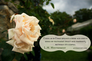 Rose #quotes at The Stevens-Coolidge Place in Massachusetts via ...