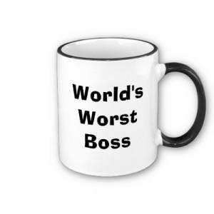 horrible boss, leadership style, employee engagement, my boss sucks ...