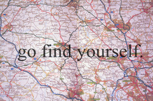 find, life, lost, quote, way