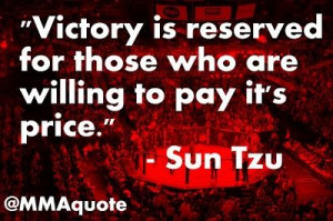 ... MMA Motivational Quotes & UFC Inspirational Quotes: Sun Tzu on Victory