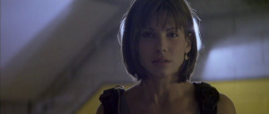 Sandra Bullock as Annie Porter in Speed (1994)