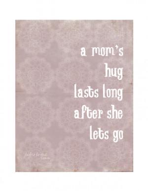 lifeologia mother's day quotes mom's hug blog