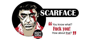 Movie Quotes #moviequotes #scarface