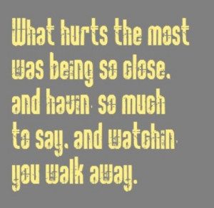 Rascal Flatts - What Hurts the Most - song lyrics, music lyrics, song ...