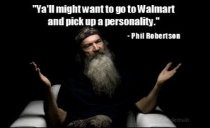 Phil Robertson – A Duck of a Different Calling