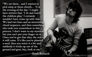 101 Nights of Ideas: keith richards quotes about music story of a ...
