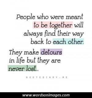 Quote lost love