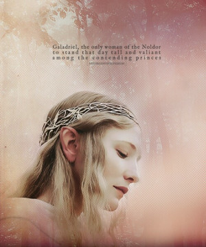 Quotes Galadriel Lord Of The Rings