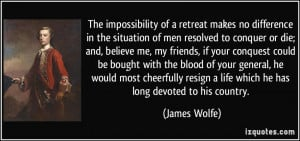 More James Wolfe Quotes
