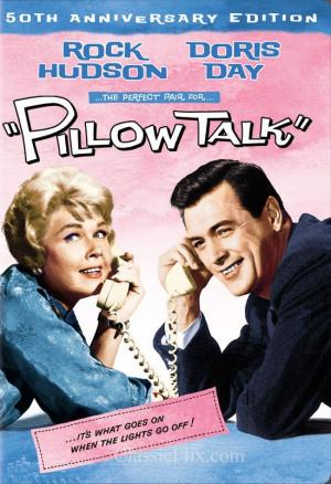 pillow talk: Classic Movie, Funny Movie, 50Th Anniversaries, Rocks ...