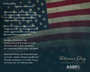 ... Some Free Christian Poems About Veterans Day Below For You To Read