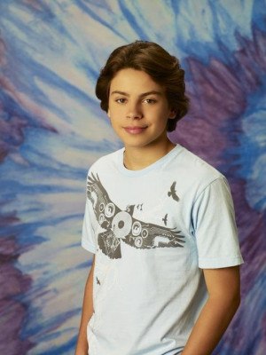 Still of Jake T. Austin in Wizards of Waverly Place (2007)