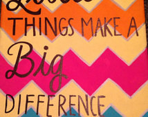 Big Little Sorority Craft