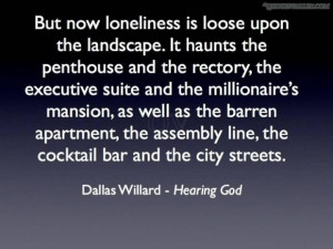 Loneliness quotes 19