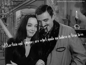 Gomez And Morticia Addams Love Morticia and gomez are what