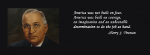 Harry S. Truman quotes for facebook cover