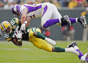 Vikings Vs Packers Pictures