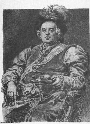 Polish Connection of Louis XVI