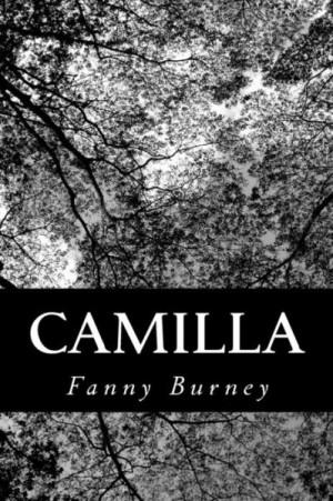 Camilla. Fanny Burney