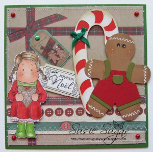 Tilda & her Gingerbread