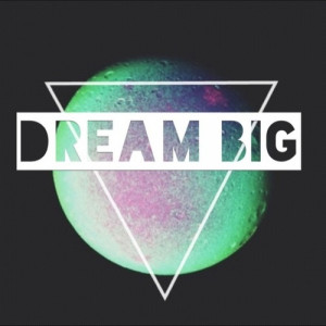 ... tags for this image include: Dream, big, dream big, fashion and girl