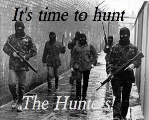 Hunters are terrorists of animal world