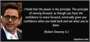 More Robert Downey Jr. Quotes
