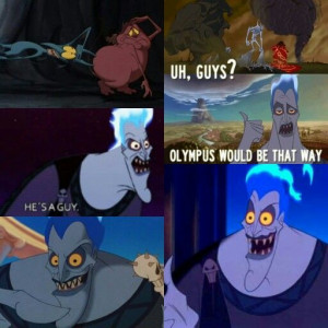 Days Disney Challenge. DAY 14: Favorite Villain. Hades from Hercules ...
