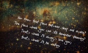 cute, peter pan, quote, space