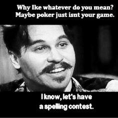 Doc Holliday ️