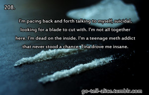 Pacing Back And Forth Talking To Myself Suicidal Looking For A ...