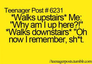 Teenager Post Credited Quoteko