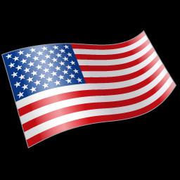 United States Flag Xcm...