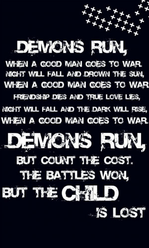 Demons Quotes Dw