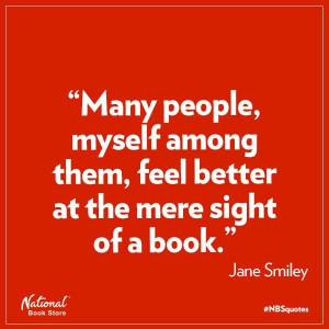 ... Jane Smiley. via National Book Store, 125 Pioneer St., Mandaluyong