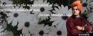Swami Vivekananda Quotes Education