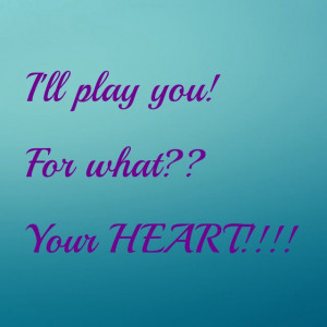 Love and basketball quote