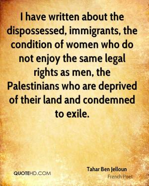 Tahar Ben Jelloun Women Quotes