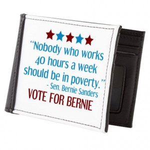 bernie 2016 gifts bernie 2016 wallets bernie sanders 2016 quote mens ...