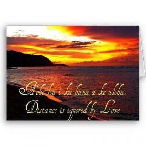 Love quotes translated hawaiian