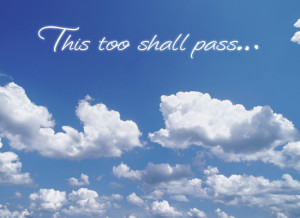 This too shall pass... eCard
