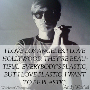 Andy Warhol Quotes _andy warhol 日记