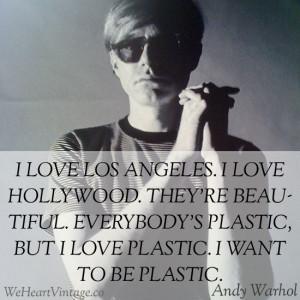 Andy Warhol Quotes _andy warhol 日记